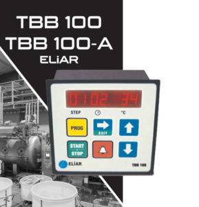 TBB 100 – TBB 100A | Temperature-Time Ramping Controller