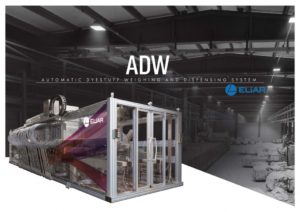 ADW | Fully Automatic Powder Dyestuff Weighing Dissolving System
