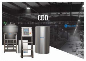 CDD | Powder Dyestuff Dissolving and Distribution System