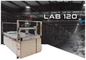 LAB 120 | Fully Automatic LAB Pipetting System