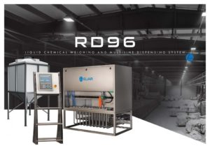 RD96 | Liquid Chemical Weighing and Dispensing System