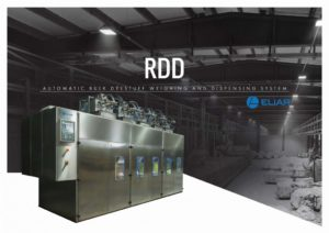 RDD | Fully Automatic Powder Dyestuff Weighing Dissolving System