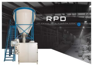 RPD | Fully Automatic Powder Mineral Weighing Dissolving System