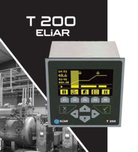 T 200 | Temperature-Time Profile Controller