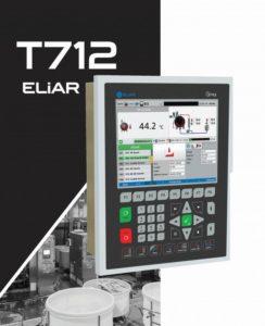 T 712 | Textile Batch Controller