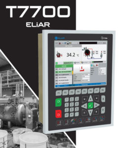 T7700 | Textile Dyeing Controller
