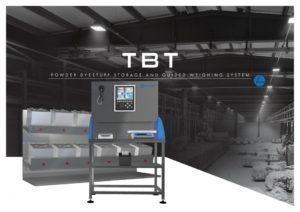 TBT | Powder Dyestuff Weighing System